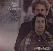 Simon And Garfunkel  - Bridge Over Troubled Water  (VG/VG)