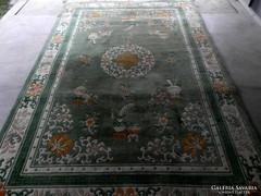 Csodás Keleti Kézi Perzsa szőnyeg