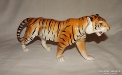 Tigris porcelán hatalmas méret