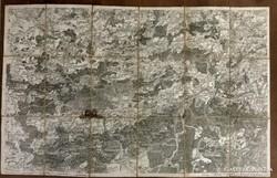L.A. Dupuis  1770 antik térkép.