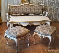 Különleges eredeti antik egyedi kastély bútor  eladó
