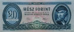 Magyar Népköztársaság 20 Forint 1969 UNC