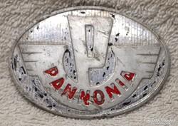 Veterán motor alkatrész, Pannónia tank embléma