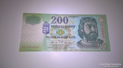 2007-es ropogós 200 Forint FC !