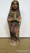 Madonna fa szobor