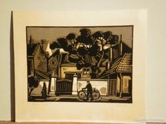Alexin Andor (1921-) : Pécsi este
