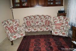 Legyező fotelek és kanapé