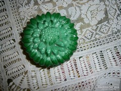 Malahit üveg bonbonier