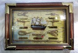 Falikép - hajós -vitorlás-tengerész-halász- akinek tetszik