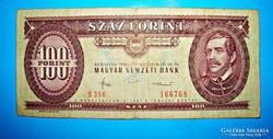 SZÁZ FORINT 1984