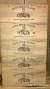 Minőségi Magyar vörösbor gyűjtemény eladó