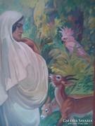 Haranghy Jenő: Sakuntala indiai hercegnő