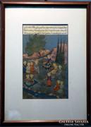 Török festmény
