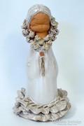 Antalfiné Szente Katalin kerámia