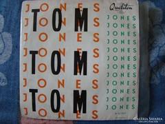 Tom Jones -Decca bakelit kislemez