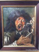 Ismeretlen Osztrák művész képe