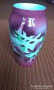 Kispest, art deco váza