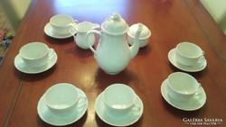 Hibátlan fehér herendi teás!