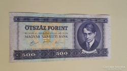 500 Forint 1990 július 31.