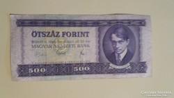 500 Forint 1969 június 30