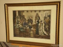 Madarász V. – Bod L. : Zrínyi Ilona a vizsgálóbíró előtt