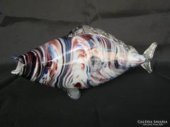 Nagy üveg hal