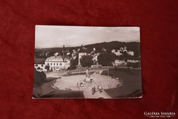 Lázné Luhacovice - képeslap
