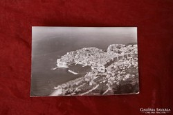 Jugoszláv tengerpart - képeslap