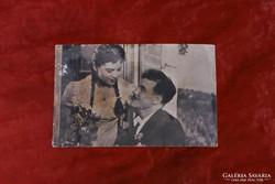 Medgyesi Mária és Szirtes Ádám - postatiszta képeslap