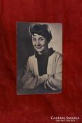 Ruttkay Éva - postatiszta képeslap