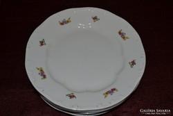 6 db Zsolnay lapos tányér ( DBZ 0069)