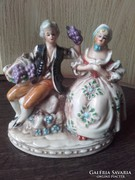 Német barokk pár