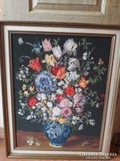 Gyönyörű gobelin 79 x 64 cm