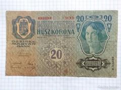 20 Korona 1913  !! 2-ik kiadás !!