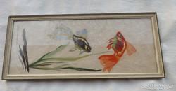 Kvalitásos festmény  a Welz Galériából