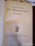 Ludwig Anzengruber : Der sternsteinhof 1885 BERLIN
