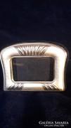 Ezüst képkeret jelzett, Made in Italy