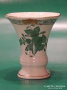 Herendi Apponyi mintás ibolya váza