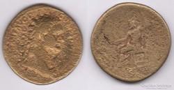 Domitianus 81-96., Sestertius, 21,78 gr