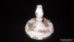 Herendi porcelán Viktória lámpatalp
