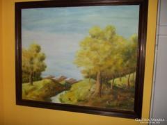 Gyönyörű festmény(67x57 cm)