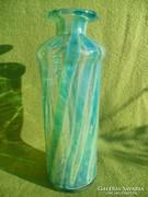 Művészi üveg váza