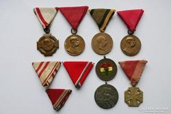 Régi kitüntetések