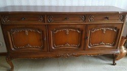 Warrings 160x50x85cm antik barok rokokko komod