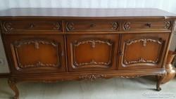 Warrings antik barok rokokko 160x50x85cm komod
