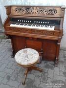 Hammond's Harmonium 1876 évj,+szék