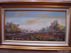 Balán Éva Festmény