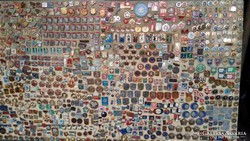 4000 db-os Kitüntetés/Jelvény/Kitűző gyűjtemény II