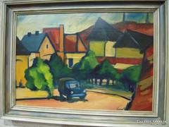 Kmetty János festmény