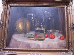 Pentelei Molnár János festmény